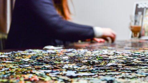 Puzzle czyli składanie w całość obrazu