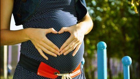 Dolegliwości okresu ciąży