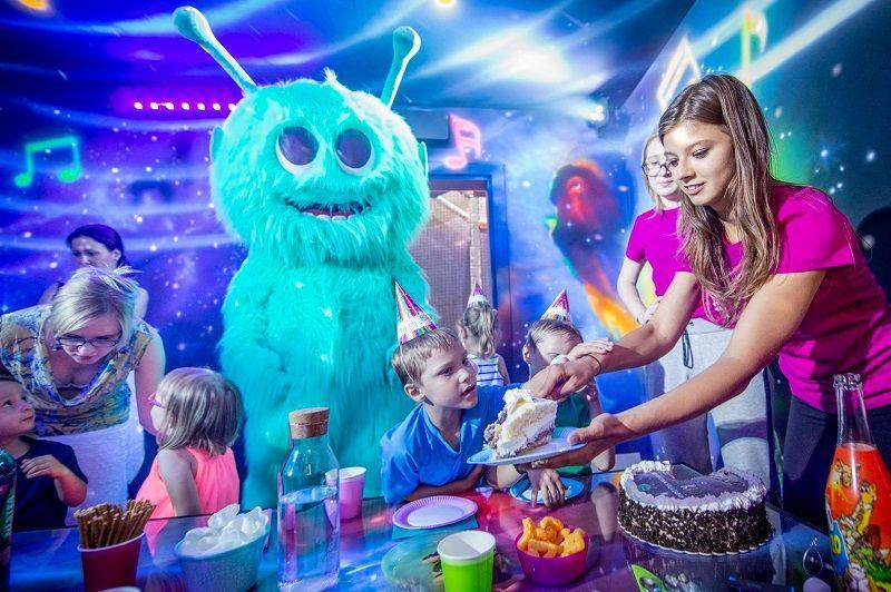 Szukasz miejsca na urodziny dla dzieci? Wybierz salę zabaw!