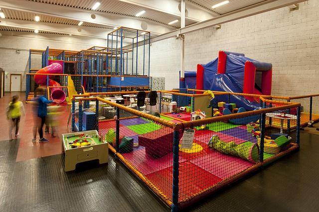 centrum zabaw dla dzieci warszawa