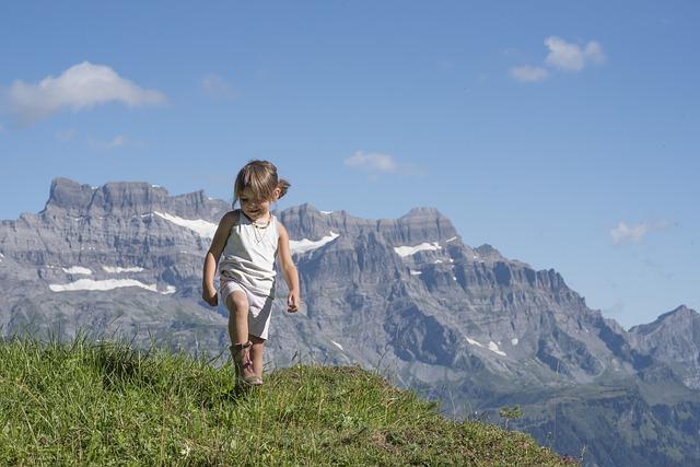 Gdzie pojechać w góry z dziećmi?